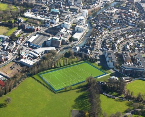 All Weather Pitch, Distillery Road